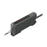 omron e4c uda series ultrasonic sensor amplifier