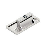 omron f39 safety light curtain mounting bracket