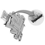 Omron Power Relay and Socket 110 VAC