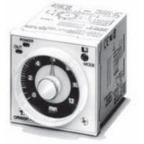 Omron Solid State Timer H3CR-A AC24-48/DC12-48