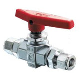 Parker Two Way B-Series Ball Valve