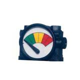 Parker Velcon Pressure Gauge Assembly