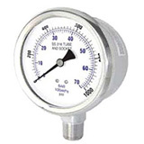 rotork fairchild high pressure gauge