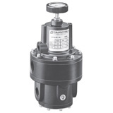 rotork fairchild model 1600a pneumatic precision vacuum regulator