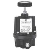 rotork fairchild model 17 pneumatic precision vacuum regulator
