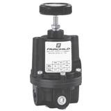 rotork fairchild model 18 pneumatic precision vacuum relief regulator