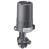 rotork fairchild model2400 pneumatic motorized mp converter