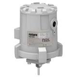 rotork fairchild pax1 pneumatic pressure regulator
