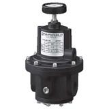 rotork fairchild pneumatic high pressure regulator 4000a