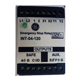 INT-04-024 Sentrol Emergency Stop Relay