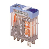 C10-A10R/120VAC TURCK Releco 1-Pole Changeover 120 VAC Interface Relay