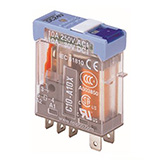 C10-A10X/005VDC TURCK Releco 1-Pole Changeover 5 VDC Interface Relay