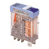 C10-A10X/240VAC TURCK Releco 1-Pole Changeover 240 VAC Interface Relay
