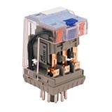 C3-T31/024VDC TURCK Releco 3-Pole 2-Contact 11-Pin Bifurcated Interface Relay