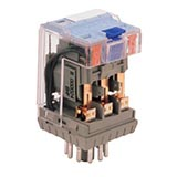 C3-T32X/120VAC TURCK Releco 3-Pole TPDT 10A 120 VAC Coil Interface Relay