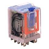 C5-R20/120VAC TURCK Releco 2-Pole Magnetic Latching 10A Interface Relay