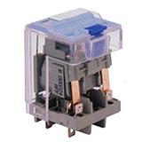 C5-X10FX/024VDC TURCK Releco 1-Pole Square Base LED Diode Power Relay