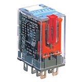 C7-A20DX/024VDC TURCK Releco 2-Pole 8 Pin Mini FWD/LED Interface Relay
