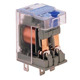 C7-X10/024VDC TURCK Releco 1-Pole Mini Power Plug-In Interface Relay