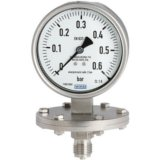 WIKA 43X-50 Diaphragm Pressure Guage 8737118