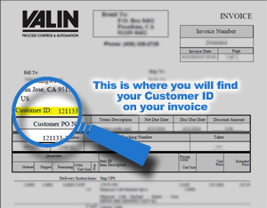 Contact Number Invoice Location