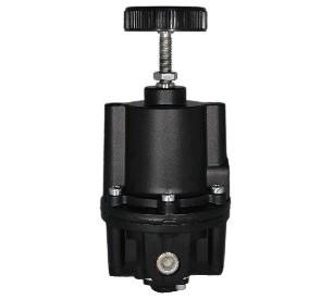 Model 10 High Precision Pressure Regulator - Back