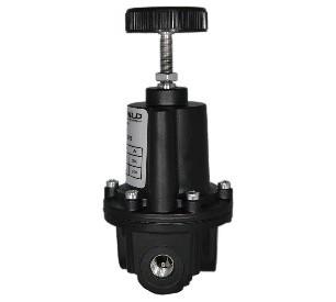 Model 10 High Precision Pressure Regulator - Left