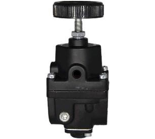 Model 30 Compact Precision Pressure Regulator - Back