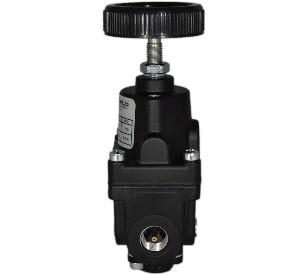 Model 30 Compact Precision Pressure Regulator - Right