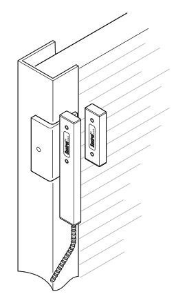 Protecting Overhead or Curtain Doors