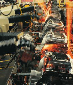 High Performance Wiring Solution for Automated Systems