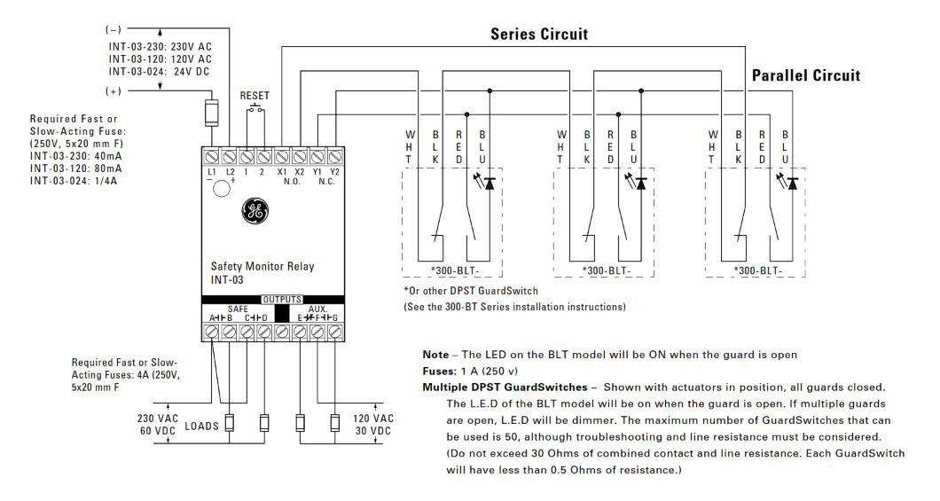 How To Install GuardSwitch Series 381-383 BT Safety Interlock Switch