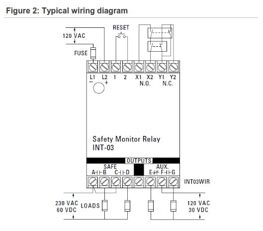 How To Install Integrity Series INT-03 Monitor Relay