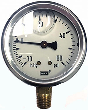 What is a Compound Pressure Gauge and When to Use One